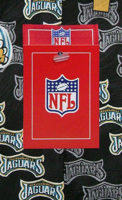 JACKSONVILLE JAGUARS SILK NeckTie Men's NFL Neck Tie