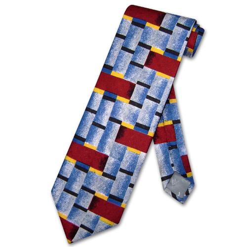 Antonio Ricci Silk NeckTie Made in Italy Design Mens Neck Tie #3121-4