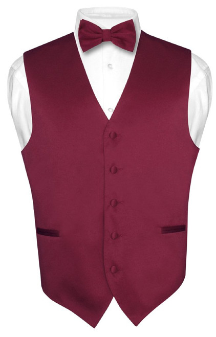 Formal Bow Ties and Vests