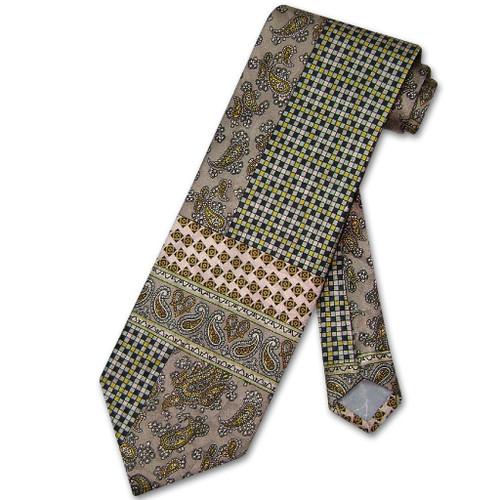 Antonio Ricci Silk NeckTie Made in Italy Design Mens Neck Tie #3103-3