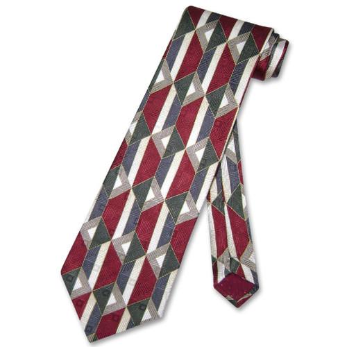 Enrico Rossini Silk NeckTie Made in Italy Design Mens Neck Tie #3329-4