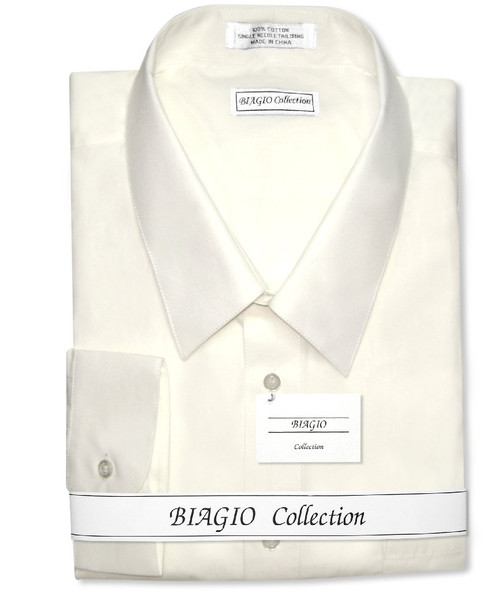 Cream Color Shirt | Cream Colored Dress Shirt | Mens Dress Shirt