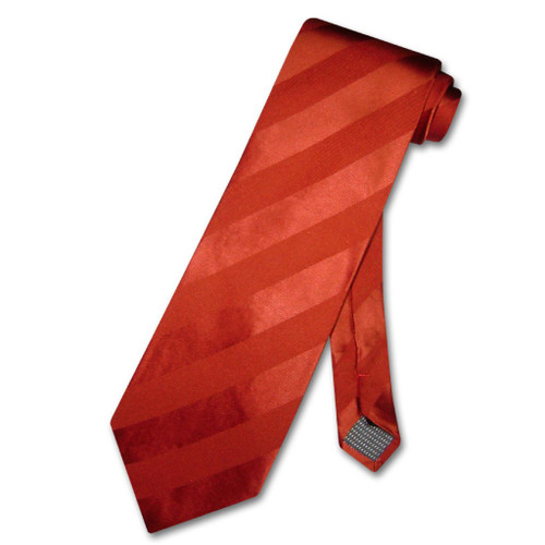 Dark Red Jacquard Tone Neck Tie | Antonio Ricci Silk Mens Necktie