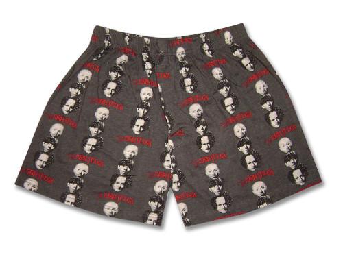 Cotton Boxer Shorts | The Three Stooges Cotton Mens Boxer Short