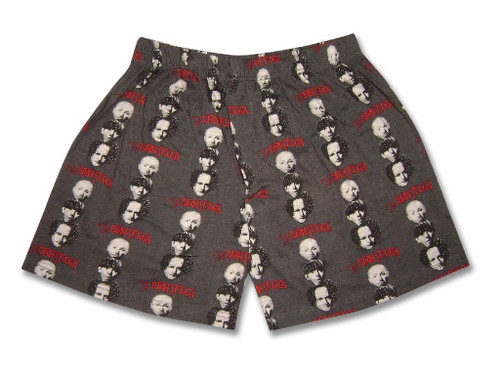 Cotton Boxer Shorts | The Three Stooges Cotton Mens Boxer Short