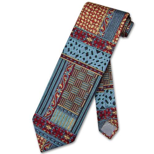 Antonio Ricci Silk NeckTie Made in Italy Design Mens Neck Tie #3104-3