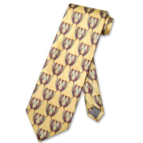Antonio Ricci Silk NeckTie Made in Italy Design Mens Neck Tie #5667-3