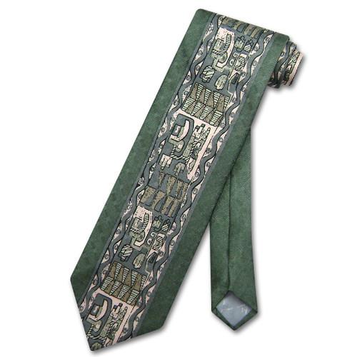 Antonio Ricci Silk NeckTie Made in Italy Design Mens Neck Tie #3102-5