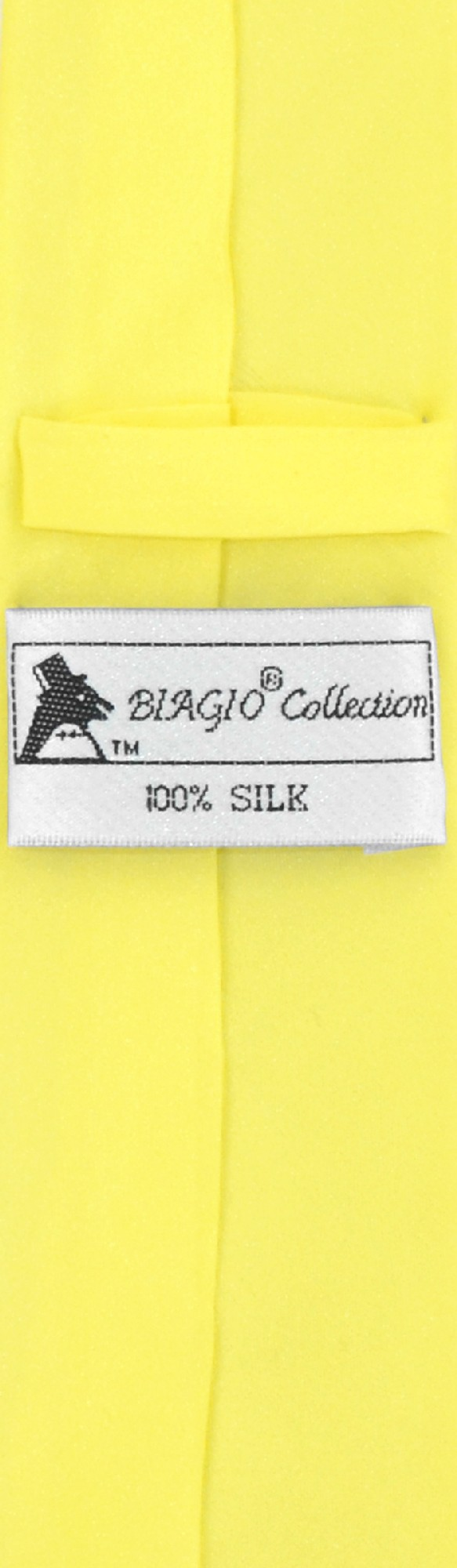 Yellow Skinny Tie And Handkerchief Set | Silk Tie And Hanky Set