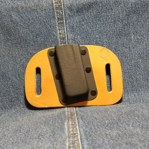 MC0054 CrossBreed Mag Carrier GLOCK 9/40 / Left Side Carry / Horse