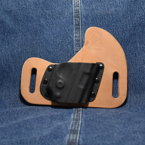 14033 CrossBreed SnapSlide SIG P938 with Sig Laser / Right Hand / Horse / Sweat Guard / Combat Cut