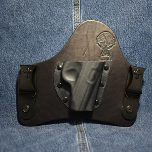 14275 CrossBreed SuperTuck WALTHER PPK / Right Hand / Black Cow