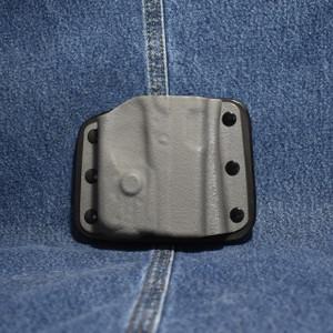 MP005 CrossBreed Modular Pocket GLOCK 42 with Streamlight TLR-6 / Right Hand / Sniper Gray Pocket