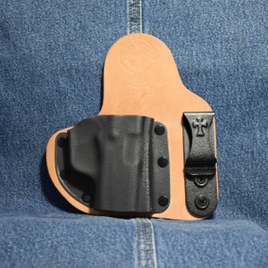 14388 CrossBreed Appendix Carry KAHR CM/PM 9/40 / Right Hand / Horse