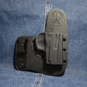14751 CrossBreed Freedom Carry BERSA THUNDER 45 / Right Hand / Black Cow