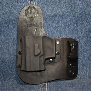 14808 CrossBreed Freedom Carry SIG P250 / Left Hand / Black Cow