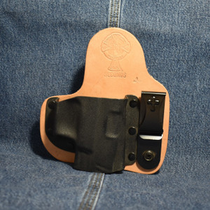 7165 CrossBreed Appendix Carry SPRINGFIELD XDM / Right Hand / Premium Hardrolled Cow
