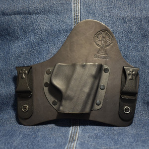 14917 CrossBreed SuperTuck SMITH & WESSON M&Pc / Right Hand / Black Cow