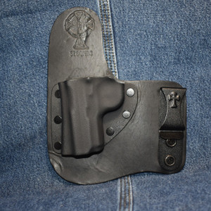 14942 CrossBreed Freedom Carry SIG P938 / Left Hand / Black Cow