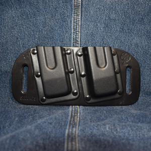 MC0156 CrossBreed OWB Mag Carrier DOUBLE STACK 45/10 / Left Side Carry