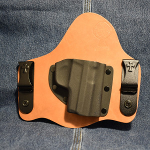 14974  CrossBreed SuperTuck SIG P224/P229 CARRY with RMR OPTIC SIGHT / Right Hand / Horse