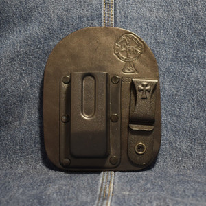 MC0180 CrossBreed IWB Mag Carrier DOUBLE STACK 45 / Left Side Carry