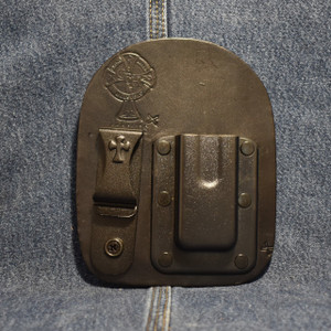 MC0181 CrossBreed IWB Mag Carrier SINGLE STACK 45 / Right Side Carry
