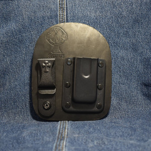 MC0182 CrossBreed IWB Mag Carrier SINGLE STACK 45 COMPACT / Right Side Carry