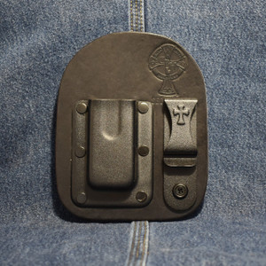 MC0183 CrossBreed IWB Mag Carrier SINGLE STACK 45 / Left Side Carry