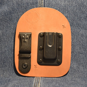 MC0194 CrossBreed IWB Mag Carrier SINIGLE STACK 380 / Right Side Carry / Horse