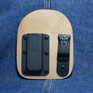 MC0196 CrossBreed IWB Mag Carrier SINGLE STACK 9/40 / Left Side Carry