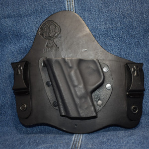 15030 CrossBreed SuperTuck SMITH & WESSON M&P M 2.0 / Left Hand / Cow