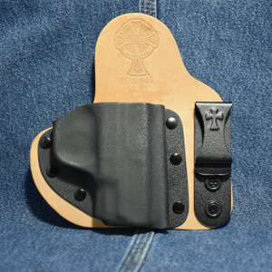 15082 CrossBreed Appendix Carry SMITH & WESSON SHIELD 9/40 / Right Hand / Horse