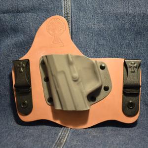 15088 CrossBreed SuperTuck HK USP / Left Hand / Horse / Combat Cut / Sniper Gray Pocket