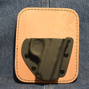 15202 CrossBreed Cargo Pocket Rocket SIG P238 / Left Hand / Horse