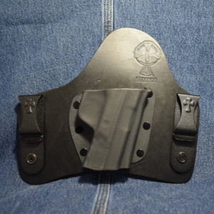 15425 CrossBreed SuperTuck SMITH & WESSON SHIELD 380 EZ / Right Hand / Black Cow