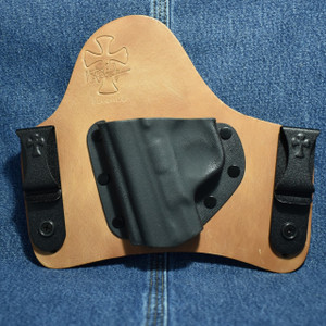 15452 CrossBreed SuperTuck SMITH & WESSON SHIELD 9/40 / Left Hand / Founders Series