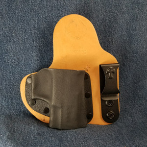 12234 Crossbreed Appendix Carry Right hand Premium Hardrolled Cow Walther CCP