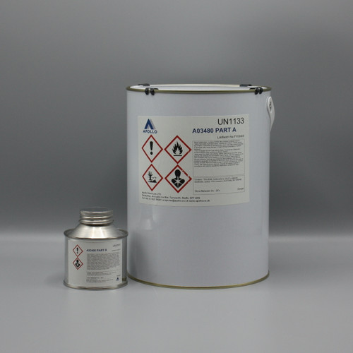 Apollo Two-Component Polychloroprene Adhesive - A3480 A/B