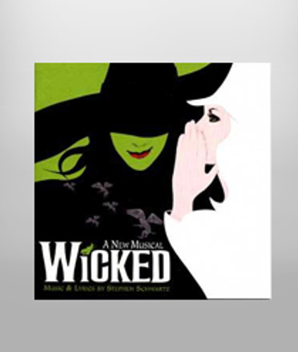 Wicked Cast Recording CD