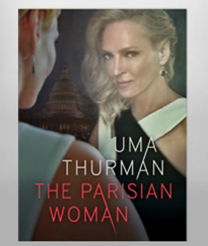 The Parisian Woman Magnet