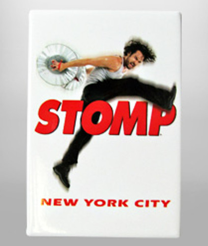 Stomp Poster Magnet