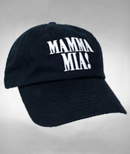 d3d6f99910653 Mamma Mia Baseball Hat - The Broadway Store