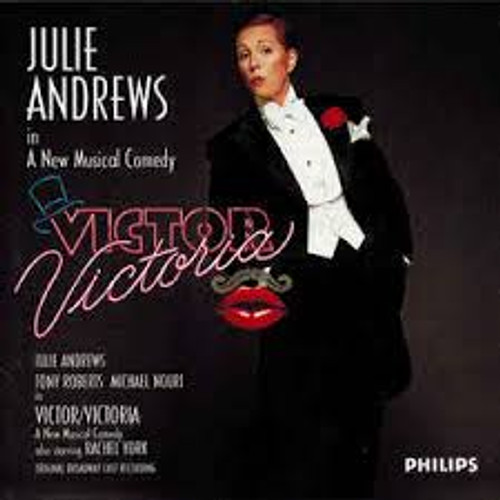 Victor/Victoria Cast Recording CD