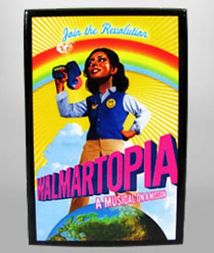 Walmartopia Magnet