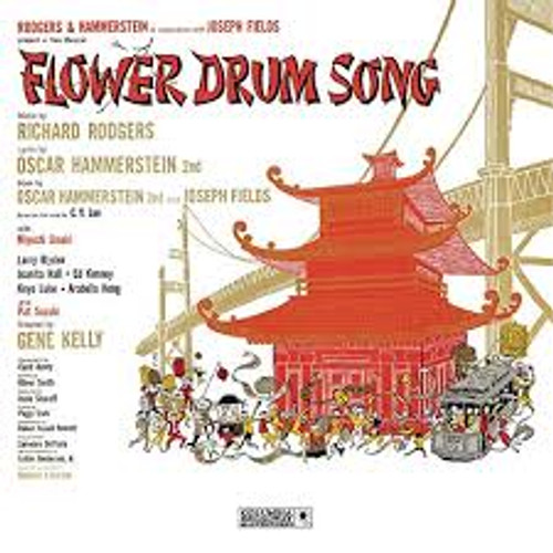 Flower Drum Song Cast Recording CD