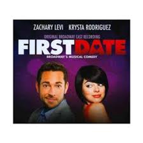 First Date Cast Recording CD