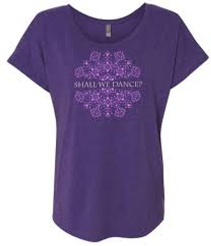 The King & I - Shall We Dance Dolman - Ladies Tee