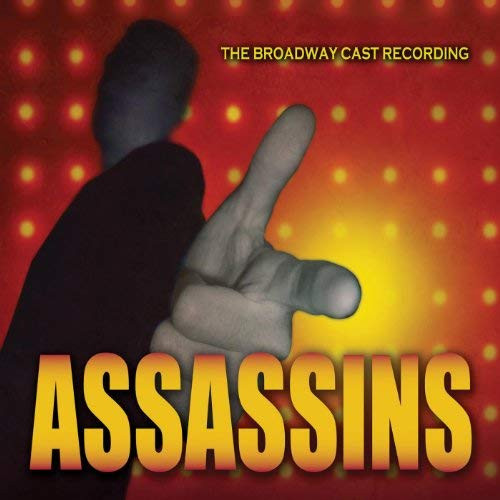 Assassins Cast Recording CD