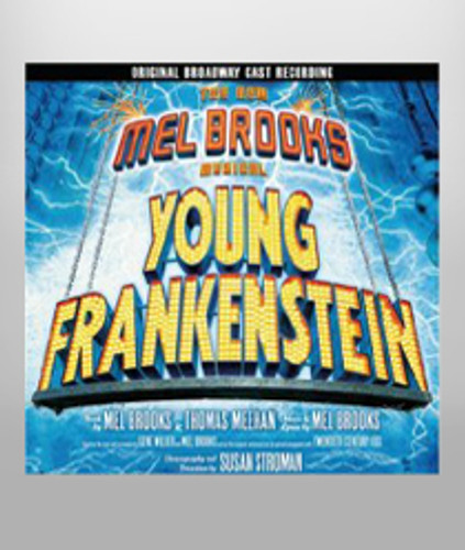 Young Frankenstein Cast Recording CD